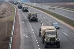 Ukraine triển khai hệ thống tên lửa Grad tới Donetsk