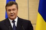 Yanukovych: Máu đã đổ, Ukraine đứng trên ngưỡng cửa nội chiến