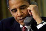 Obama: Putin hãy bảo người biểu tình Ukraine hạ vũ khí