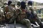 Lộ ảnh đội quân bí mật của Nga ở Đông Ukraine?