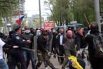 Video: Bùng nổ giao tranh ác liệt tại Donetsk