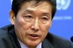 Đại sứ Triều Tiên tại LHQ bị ngắt micro vì nói quá dài