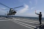 Trung Quốc gửi 4 tàu tham gia tập trận chung lần đầu với Mỹ