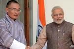 Thủ tướng Ấn Độ thăm Bhutan ngăn chặn ảnh hưởng của Trung Quốc