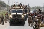 Iraq tuyên bố liên tiếp phản công thắng lợi