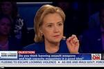 Hillary Clinton: Obama không có lỗi trong vụ rút quân khỏi Iraq