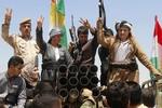 Israel: Iraq sụp đổ có thể giúp người Kurd độc lập