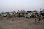 Iraq không kích ISIS tại quê hương Saddam Hussein