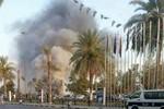 Tên lửa tấn công sân bay quốc tế Tripoli, Libya