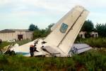 Kiev tố Nga bắn rơi máy bay quân sự, tái triển khai quân ở biên giới