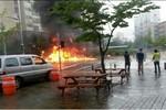 Hàn Quốc: Trực thăng rơi sát nhà dân, 5 người thiệt mạng