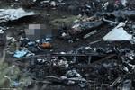 Ukraine công bố nội dung băng ghi âm phe ly khai bàn vụ máy bay rơi