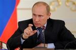 Putin: Nga sẽ đáp trả mối đe dọa của NATO ở biên giới