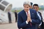 John Kerry tìm cách làm sống lại quan hệ Mỹ-Ấn, đối trọng TQ