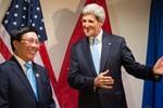 Ngoại trưởng Mỹ ca ngợi quan hệ hợp tác với Việt Nam tại Myanmar