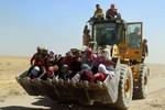 Người Kurd giải thoát cho 5000 người Yazidi khỏi mối họa diệt chủng