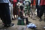 Trẻ em Liberia nhiễm Ebola bị bỏ mặc trên đường phố đến chết