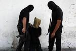 Hamas hành quyết 7 người tình nghi cung cấp tin cho Israel