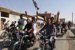 IS chiếm căn cứ không quân Syria sau 9 ngày giao tranh ác liệt