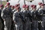 NATO thành lập lực lượng phản ứng nhanh hơn 4000 binh sĩ ở Đông Âu