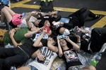Báo Mỹ: Bắc Kinh không thể dùng vũ lực dập biểu tình ở Hồng Kông