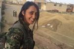 Những nữ chiến binh người Kurd đang khiến IS khiếp sợ