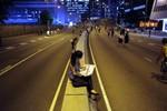 Người biểu tình Hồng Kông đối mặt với lựa chọn khắc nghiệt