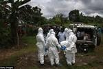 IS có thể dùng quân cảm tử mang virus Ebola tấn công phương Tây