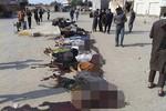 IS tràn vào thị trấn của Iraq thảm sát 30 dân quân người Sunni