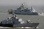 Ấn Độ: Chìm tàu hải quân tham gia trục vớt ngư lôi