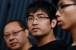 Lãnh đạo sinh viên Hồng Kông sẽ đến Bắc Kinh biểu tình