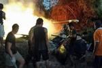 Một Thiếu tướng và 8 người thiệt mạng vì tai nạn trực thăng ở Thái Lan