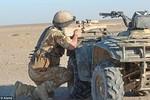 Lính đặc nhiệm Anh tiêu diệt 8 kẻ khủng bố IS mỗi ngày ở Iraq