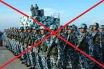 Báo Nga: Trung Quốc thách thức Mỹ khi cải tạo trái phép đá Chữ Thập