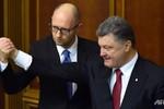 Poroshenko muốn sửa luật, đưa người nước ngoài vào chính phủ Ukraine