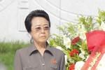 CNN: Cô ruột Kim Jong-un đã đột tử