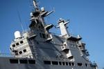 """Mất trộm thiết bị """"nhạy cảm"""" trên tàu Mistral Pháp đóng cho Nga"""