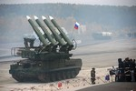 Ukraine đang cố mua các linh kiện S-300, Buk-M1 của Nga