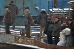 Lính Triều Tiên đào thoát sát hại 4 người Trung Quốc