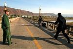 Trung Quốc tăng cường tuần tra trên biên giới với Triều Tiên
