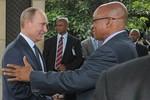 Nga đang cố gắng lấy lại vị thế Liên Xô ở châu Phi