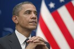 """Obama: Mỹ đã làm trung gian """"chuyển giao quyền lực"""" ở Ukraine"""
