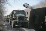 """Kerry cáo buộc Nga """"dối trá"""" về sự hiện diện quân sự ở Ukraine"""