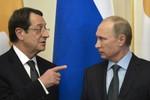 Nga ký hiệp ước hiện diện quân sự tại cảng của Síp