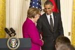 Obama hứa với Thủ tướng Đức:Không cung cấp vũ khí sát thương cho Ukraine