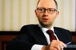 Yatsenyuk yêu cầu sự bảo vệ từ phương Tây