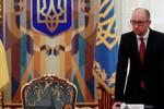 """Chính trị gia Ukraine kêu gọi thủ tướng """"diều hâu"""" Yatsenyuk từ chức"""