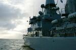NATO tổ chức tập trận hải quân quy mô lớn trấn an các đồng minh