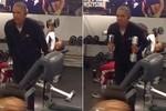 Obama chăm chỉ tập gym, quyết tâm có 6 múi trước khi nghỉ hưu