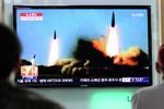 Triều Tiên xác nhận thử nghiệm tên lửa đạn đạo tàu ngầm
